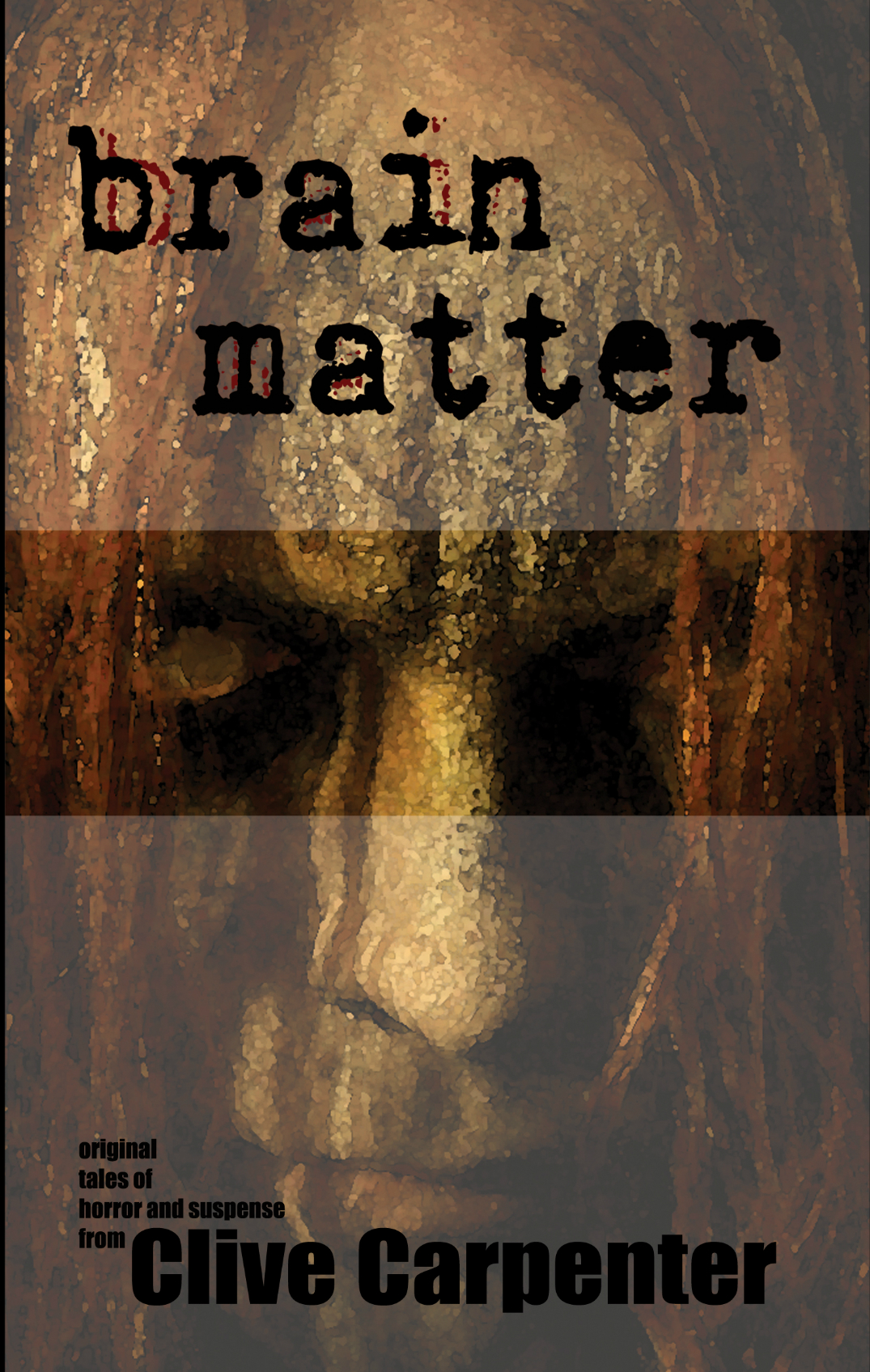 BRAIN MATTER Cover For NOOKPRESS