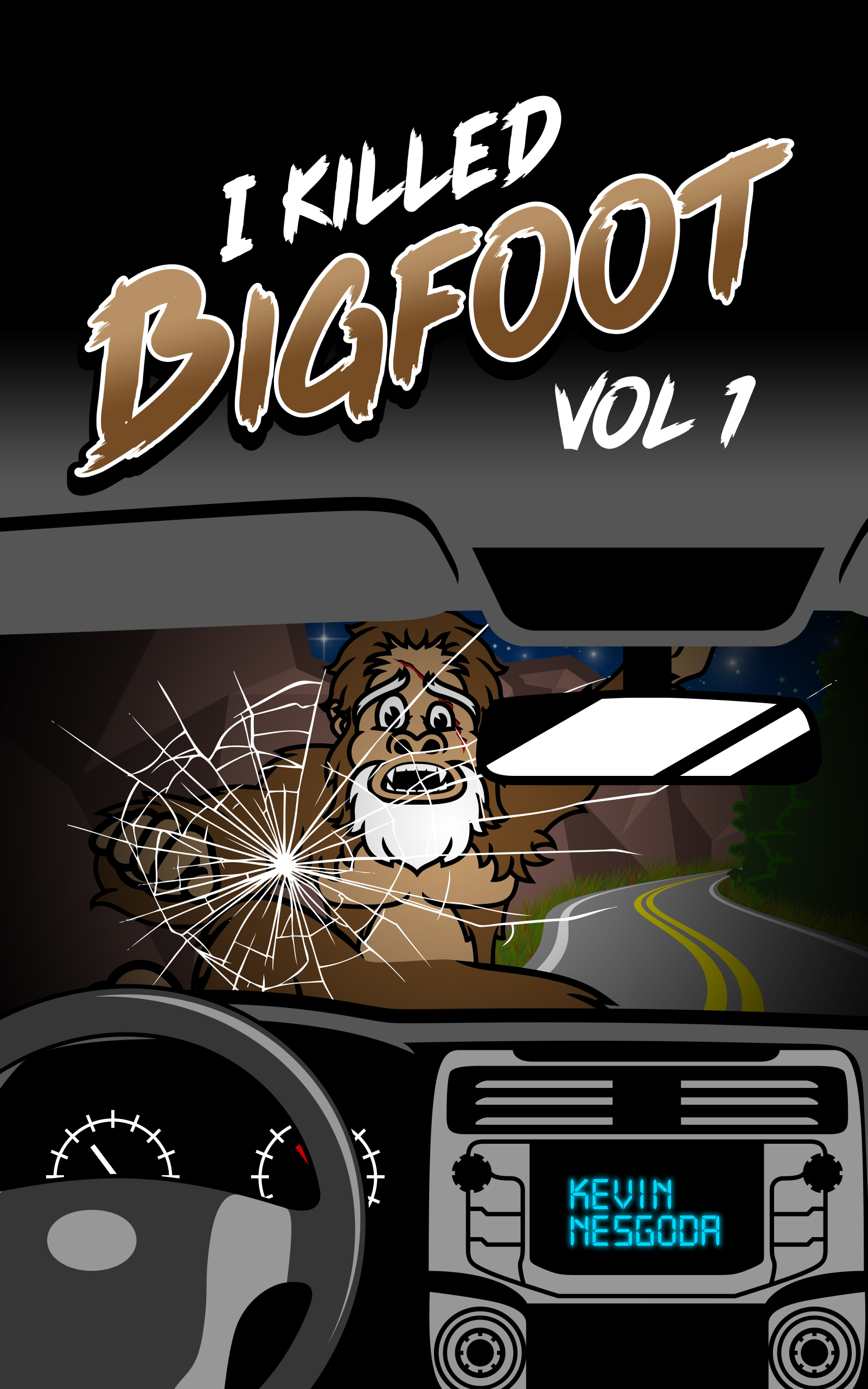 Bigfoot Killed Vol1