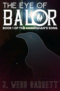 The Eye of Balor front cover