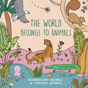 COVER OF THE WORLD BELONGS TO ANIMALS