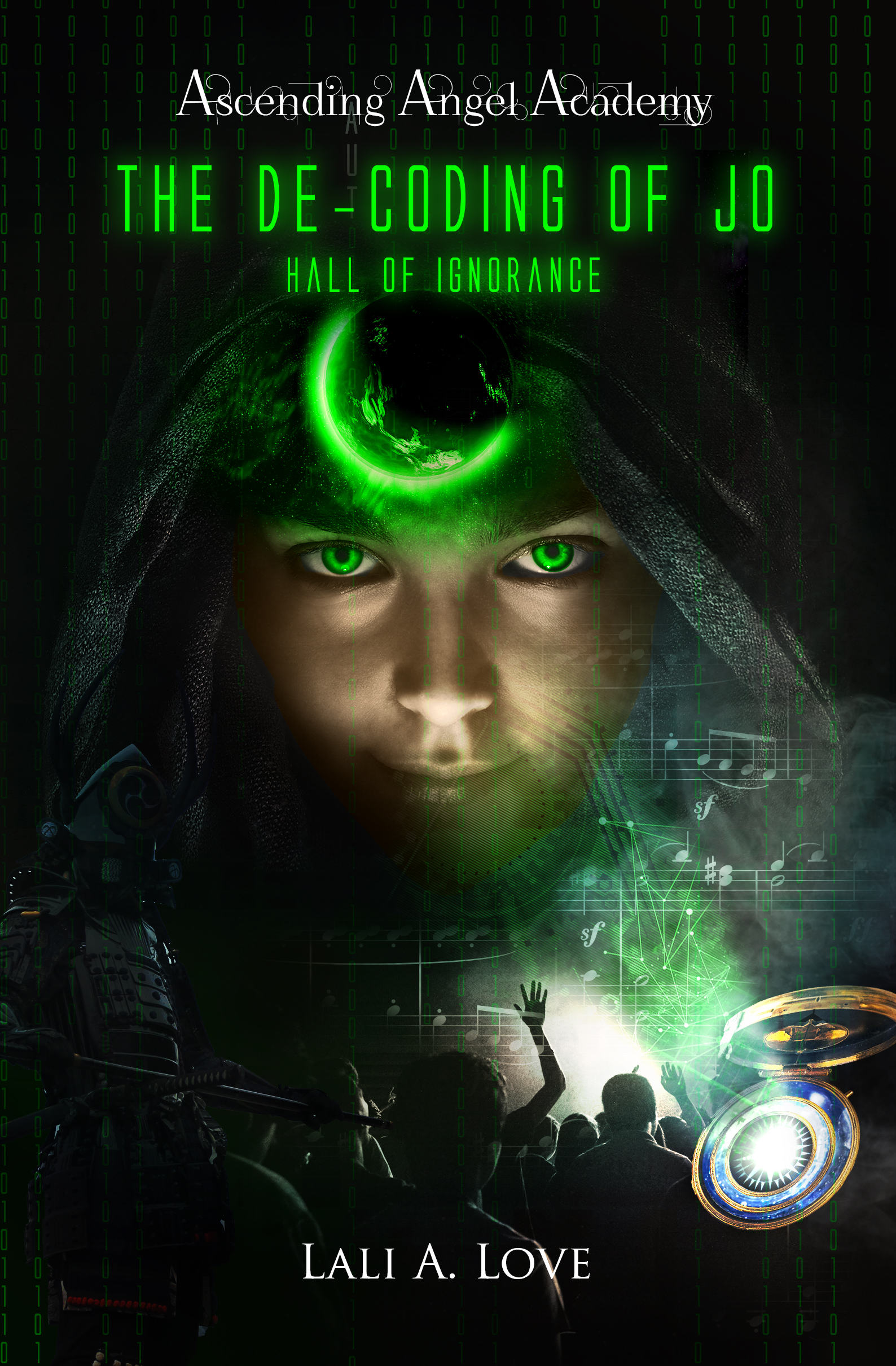 AAA Book 1 Front Cover